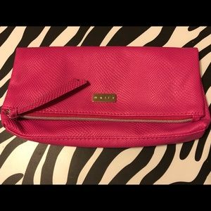 Mally Pink Cosmetic bag.